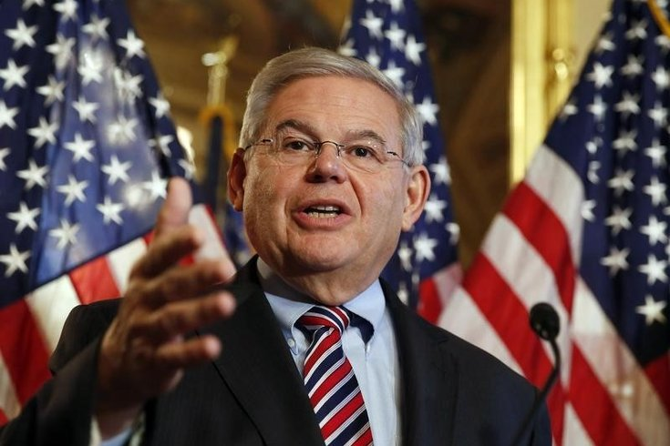 U.S. Senator Bob Menendez