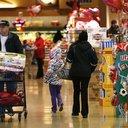 Consumer spending falls