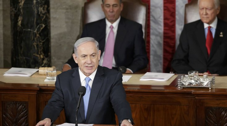 Netanyahu to ramp up pressure in Congressional speech