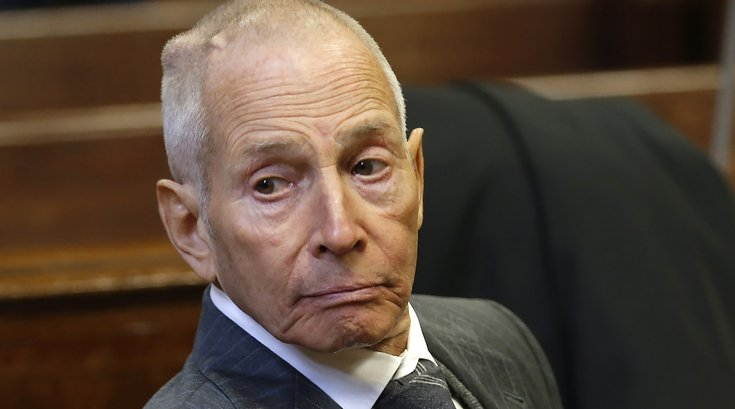Robert Durst, subject of Jinx documentary, arrested in New Orleans