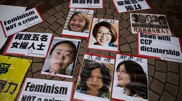 04132015_ChinaActivists_Reuters