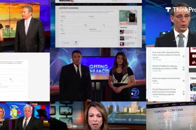local news sinclair promo