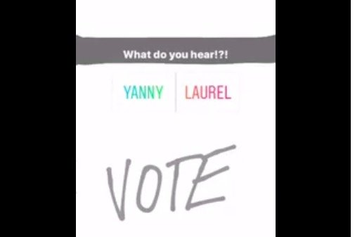 'Laurel' or 'yanny'? This audio illusion has the Internet divided