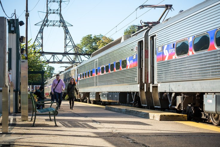 Amtrak, SEPTA Service Interrupted Due To Derailment