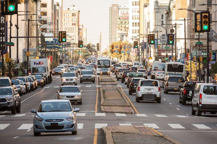 Stock_Carroll - Broad Street Traffic