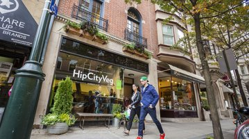 HipCityVeg 18th Street