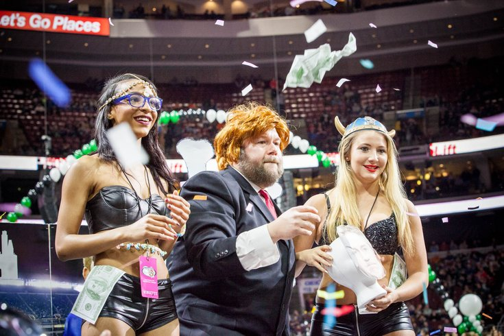 Carroll - 2016 Wingbowl