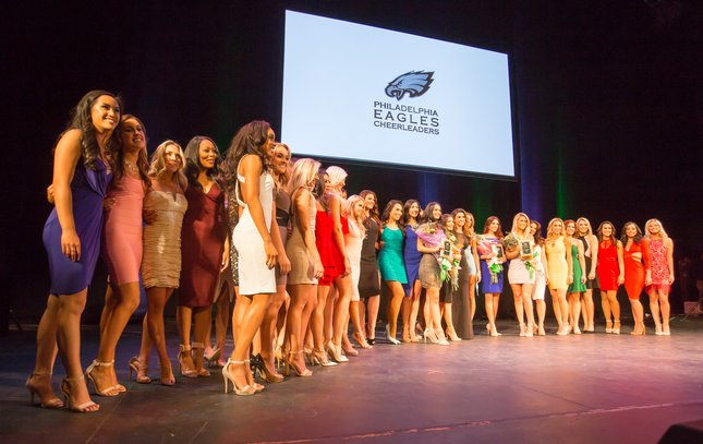 Carroll - Eagles Cheerleaders Audition