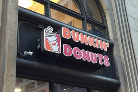 Dunkin Donuts Stock Philadelphia