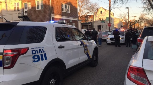 Camden police-involved chase in South Philly
