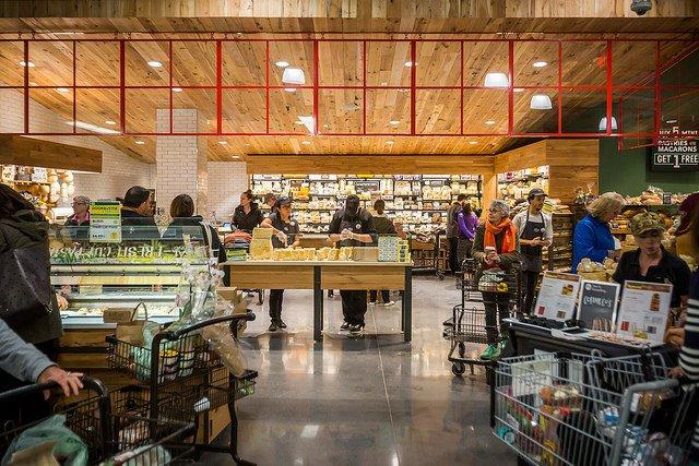 Supermarket by Thom Carroll