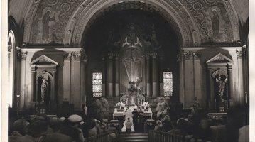 Wedding Altar Germantown