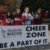 Cheer Zone for Philadelphia Marathon