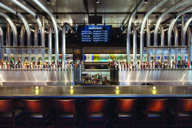 Yard House Opening At King Of Prussia Mall With Impressive