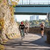 BXStock_Carroll - Schuylkill River Trail Cycling Running