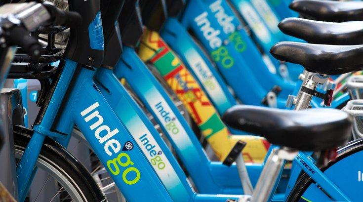 Carroll - Indego bike-share