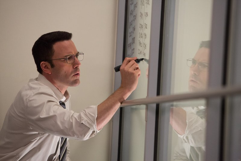 The Accountant Is Too Many Movies Happening at Once
