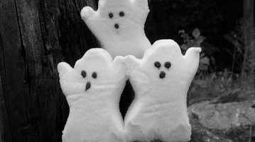 Boo! Ghosts