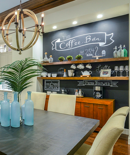 But If Youu0027d Rather Get That Cafe Feel Without Leaving The Comfort Of Home,  Here Are 10 Ways To Perk Up Your Decor.