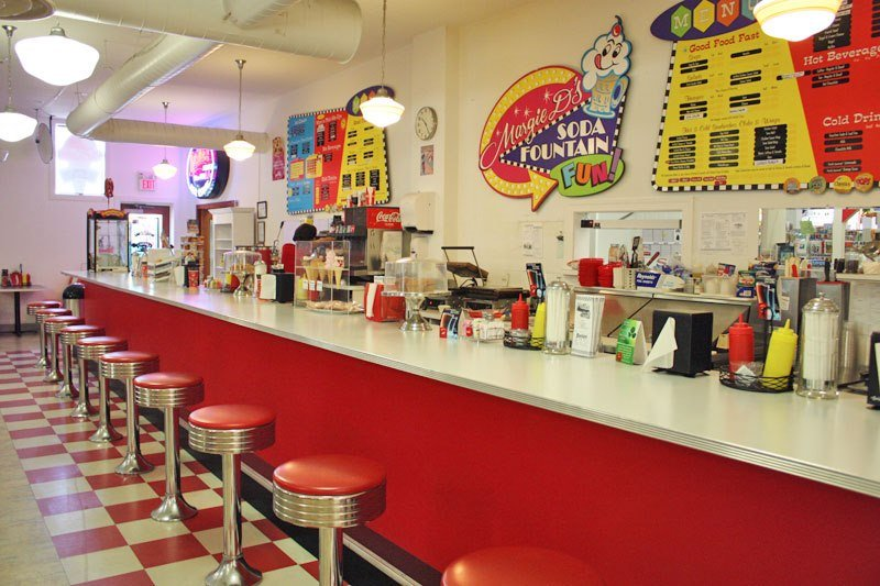 5 soda fountains in the region to enjoy an ice cream soda for Old fashioned ice cream soda fountain