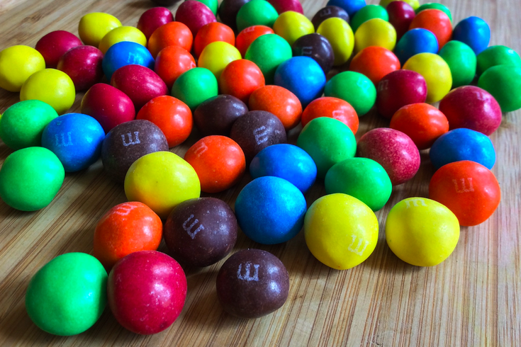 Bad For You - Caramel M&M\'s | PhillyVoice