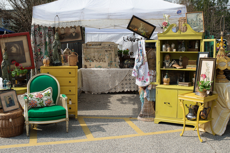 Chestnut Hill's Clover Market