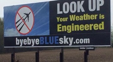 Chemtrail Billboard