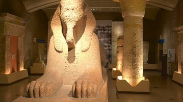 Egypt at the Penn Museum