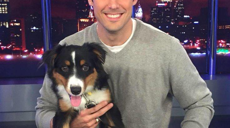 Keith Jones & Dog