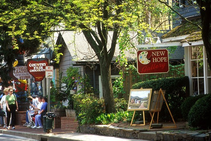 Restaurants New Hope Pa Lambertville Nj
