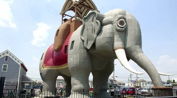Lucy the Elephant