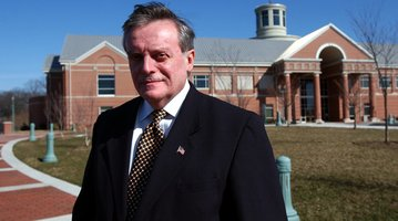 Former Harrisburg Mayor Stephen R. Reed