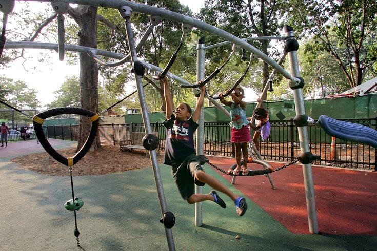 Philadelphia Playground