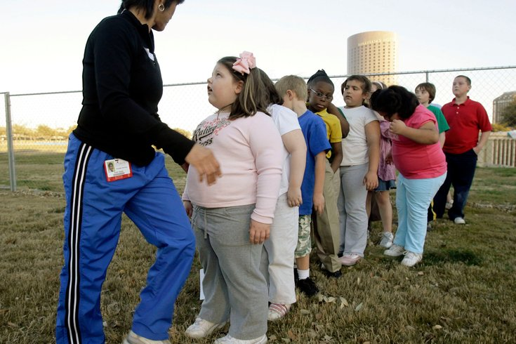 Eating habits matter most with overweight children