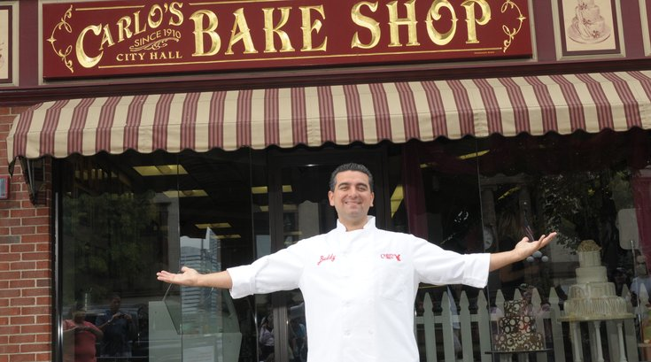 Cake Boss Renovation