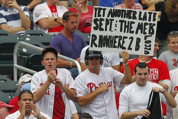 Philly Fans Are The Worst Mets Phillies Fans Grammar