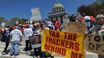 Fracking opponents