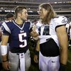 Tim Tebo and Riley Cooper