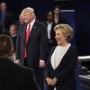 Trump Clinton Debate Two