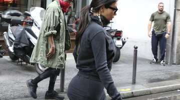 Kim Kardashian's behind may be causing a spike in butt implant procedures