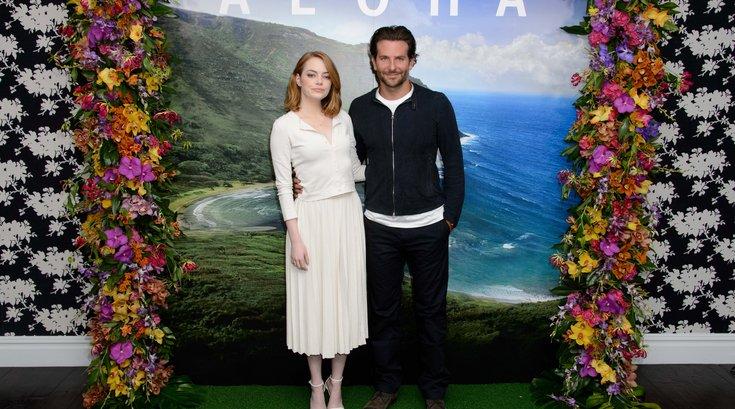 Bradley Cooper Emma Stone