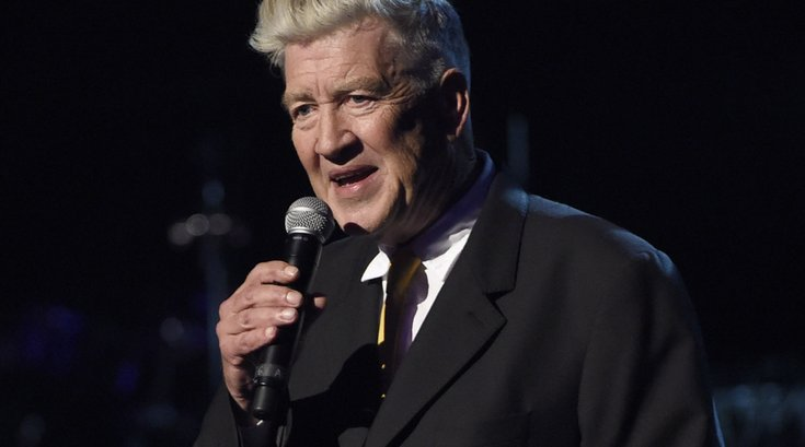 David Lynch returns to 'Twin Peaks' reboot