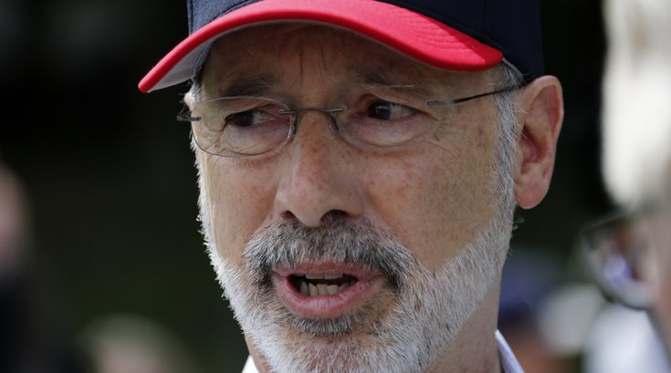 Tom Wolf Baseball