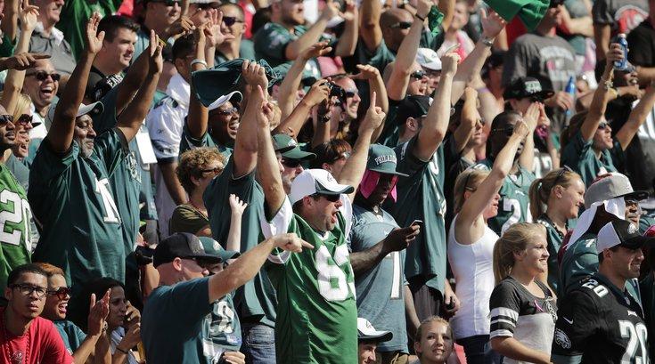 Eagles fans