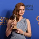 Amy Adams Wins Golden Globe