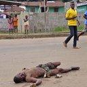 Ebola Dead Body
