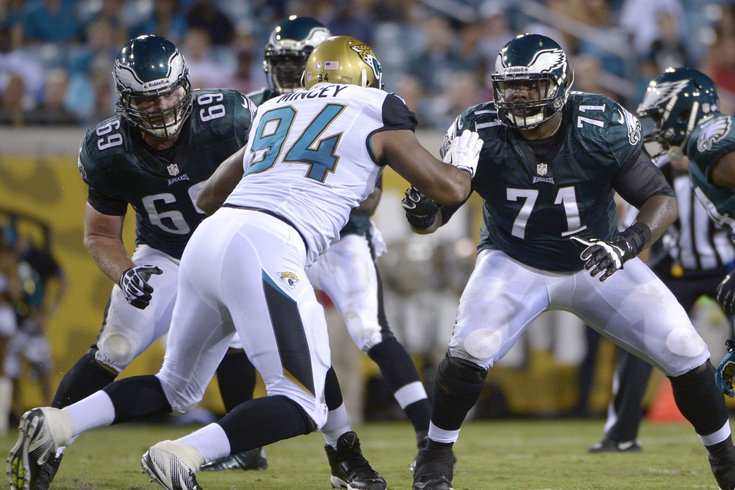 Nike authentic jerseys - Jason Peters won't miss Evan Mathis if he's not on the team ...