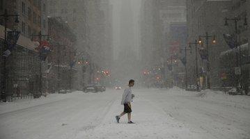 Broad Street Snow
