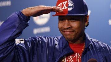 Allen Iverson Celebrity Basketball Game