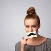 Mustache Women